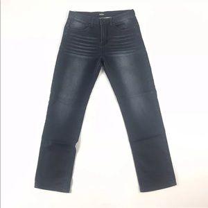 Hudson Skinny Dark Wash Jeans